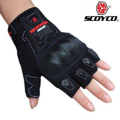 Găng tay cụt ngón Scoyco MC12D