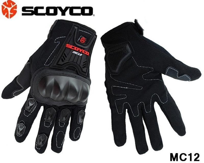 Găng tay dài ngón Scoyco MC12