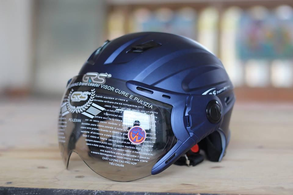 mũ bảo hiểm GRS có tốt không